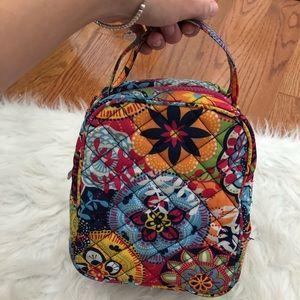 58edf56e54 Danielle Morgan Bags | Floral Print Lunchbox | Poshmark